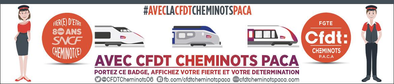 CFDT Cheminots PACA
